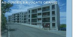 Appartement avec cave et garage sis à Carpentras