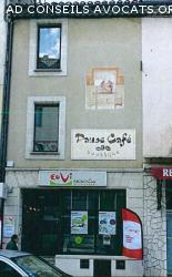 VENTE ANNULEE  local commercial sis à Bollène